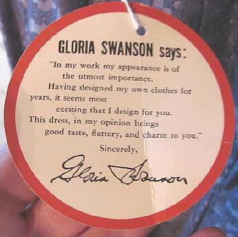 Gloria tag