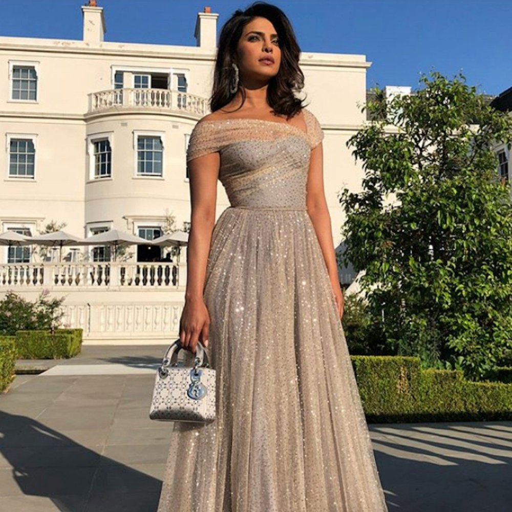priyanka chopra Royal-Wedding-Guest-Party-Dresses-2018