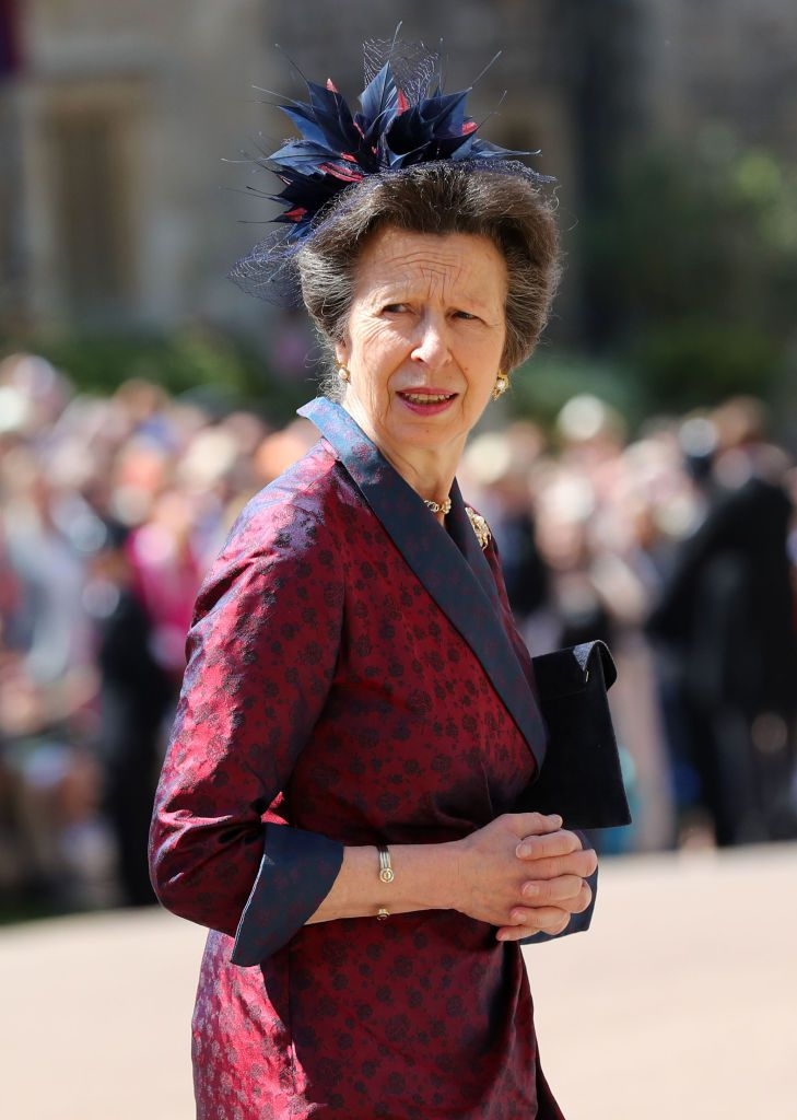 wedding princess anne